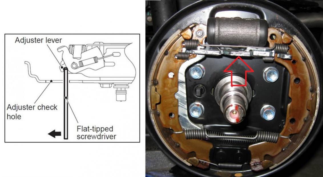 Brake Shoes /& Wheel Cylinder Set Mirage 97-02
