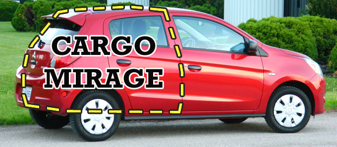 DIY: Removing The Rear Seats (turn Your Mirage Into A Mini
