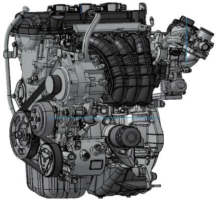 3a90 1 0l 3 Cylinder Mirage Space Star Engine Info