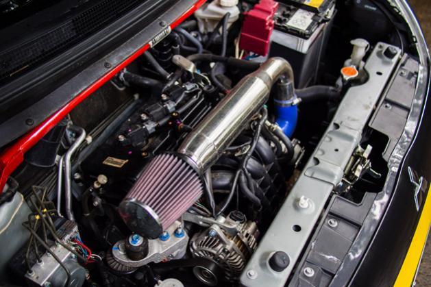 Speedlab Intake Header And Custom Tune Mirageforum Com