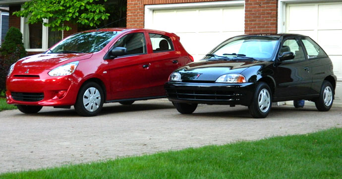 Geo Metro Roll Call Did You Own A 3 Cyl Car Before Mirage Suzuki Smart Etc