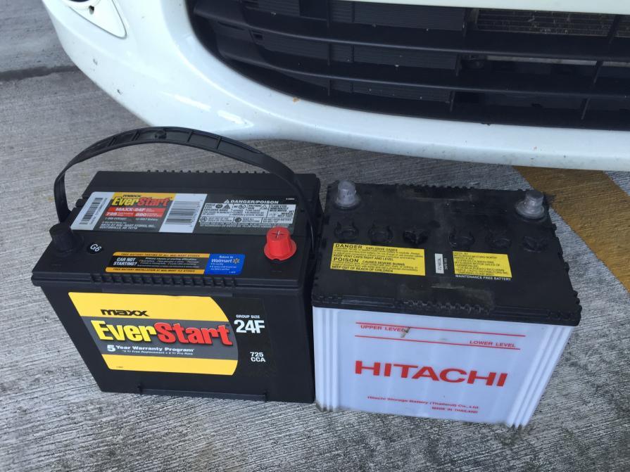 Battery Replacement Mirageforum Com