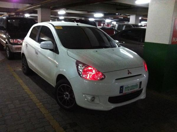 Sir Cheap :: 2013 Mitsubishi Mirage GLX (Garage Entry