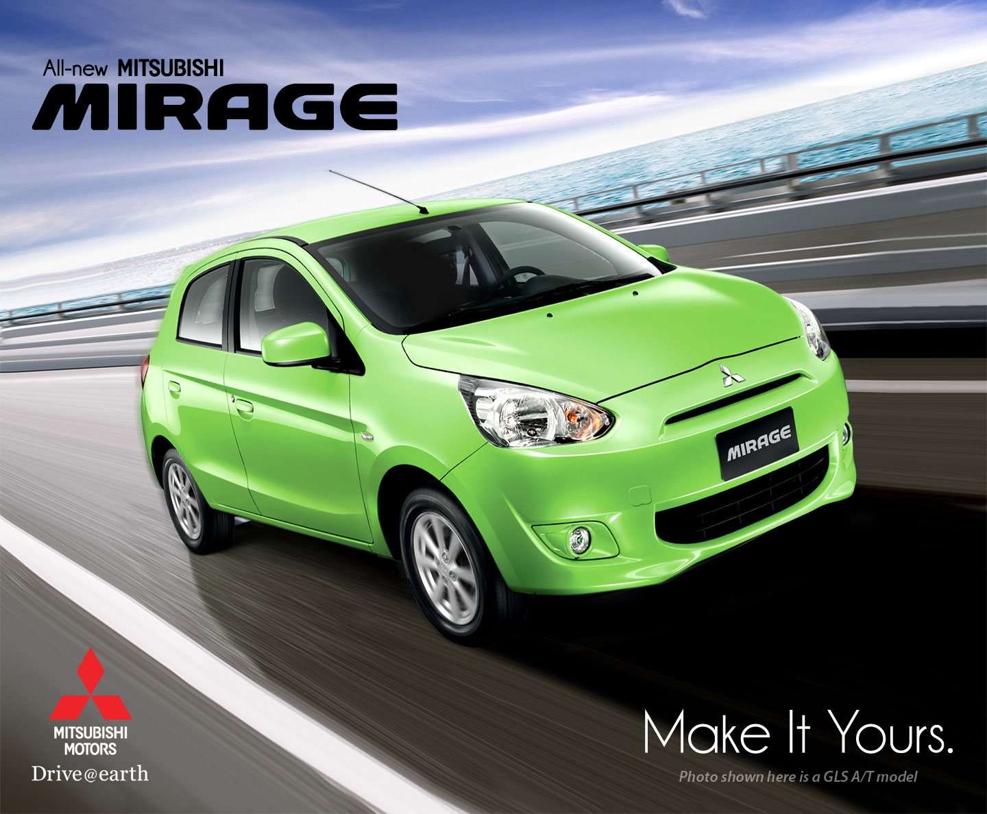 mitsubishi mirage wallpaper - mirageforum
